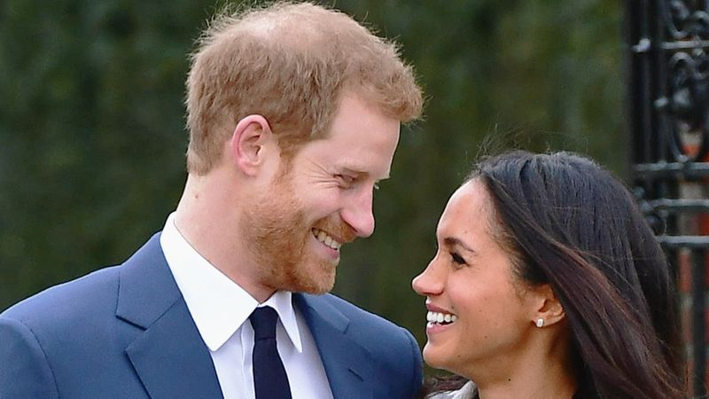Prince Harry and Meghan Markle announce engagement