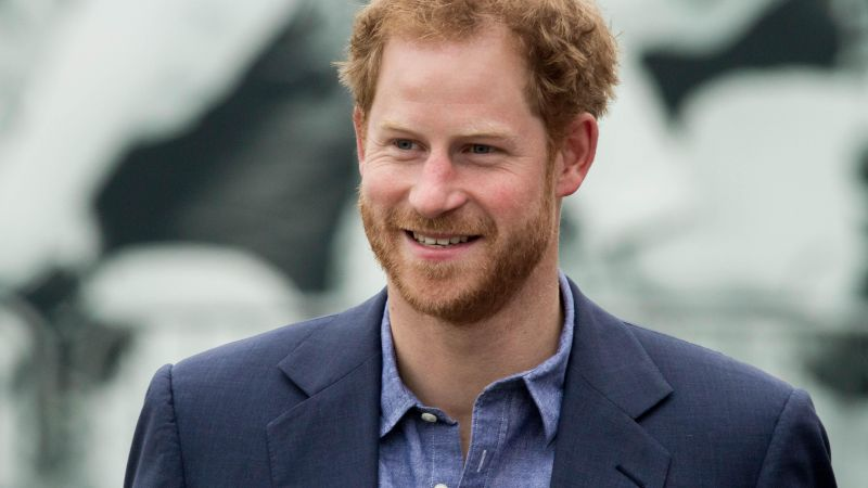 Prince Harry To Honour Military At New York Gala