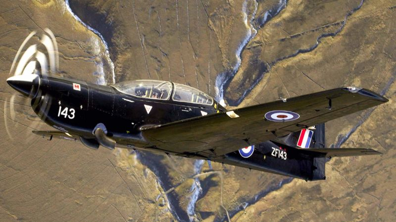 Tucano Aircraft To Return To Airshows
