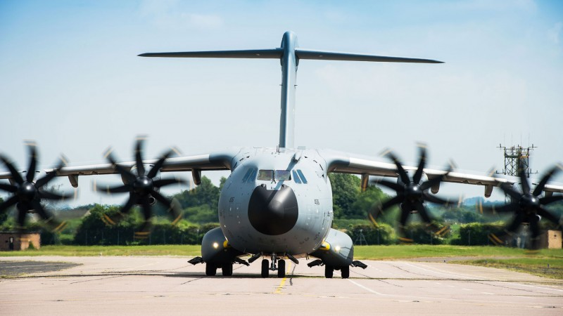 400 UK Jobs In New RAF Contract