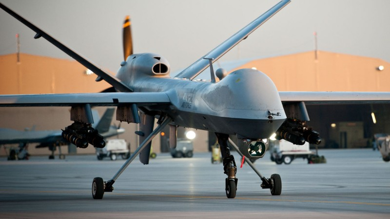 Reports: Mystery Fault Causing Reaper Drone Crashes
