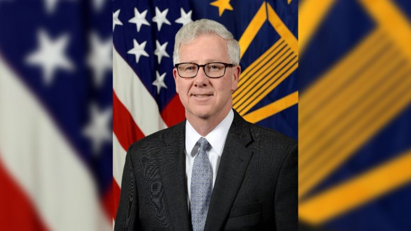 ear Admiral Kevin Sweeney (Picture: US Department of Defense).