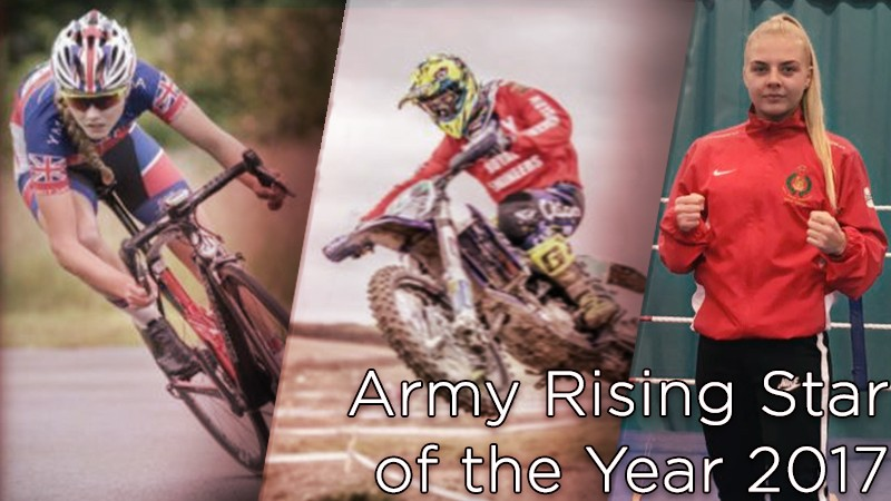 Army Sports Awards 2017: Rising Star of the Year nominees