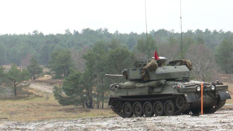 Sennelager Back In Action As Royal Lancers Head To German Ranges