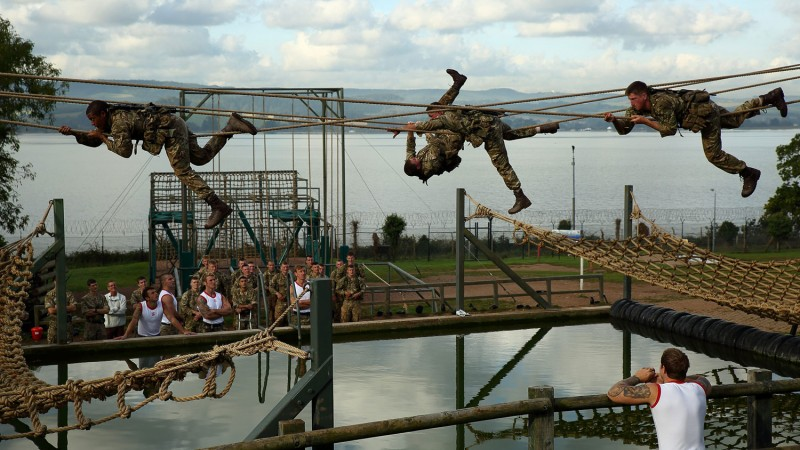What Does It Take To Be A Royal Marines Commando?