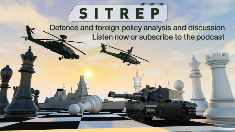 Sitrep: The Iraq Inquiry Forces Radio BFBS