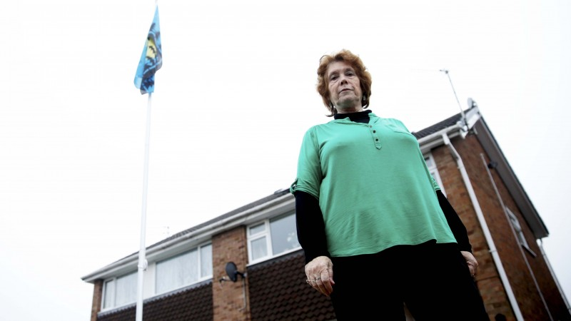 RAF Veteran Fined For Flying Remembrance Flag