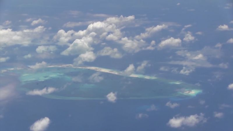 South China Sea in 2015