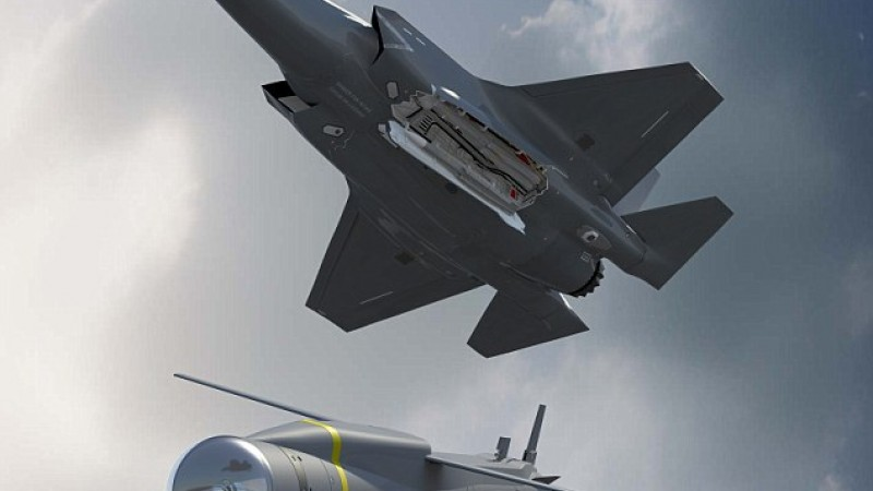 British F-35s To Be Armed With New Spear 3 Missiles