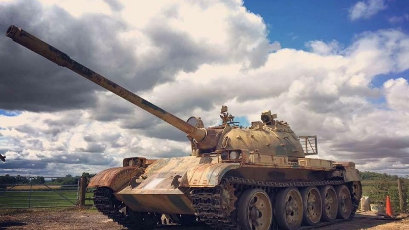 Military Tanks For Sale >> Fancy A Soviet Tank All Yours For 30 000
