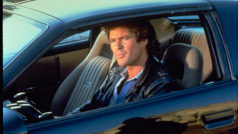 Knight Rider is Back On Forces TV And So Is The Hoff