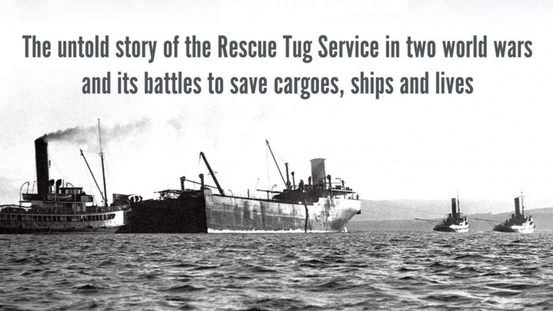 The Tattie Lads: The Untold Story of the Tug Rescue Service