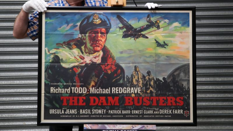 The Dam Busters film poster cropped