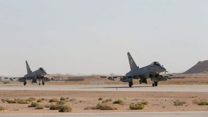 Typhoons Oman 021018 CREDIT CROWN COPYRIGHT