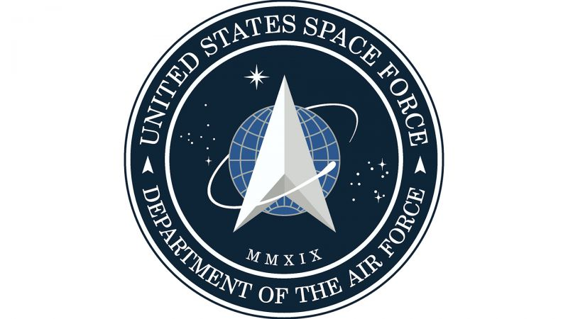 US Space force logo 2020 2 CREDIT US Air Force 250120