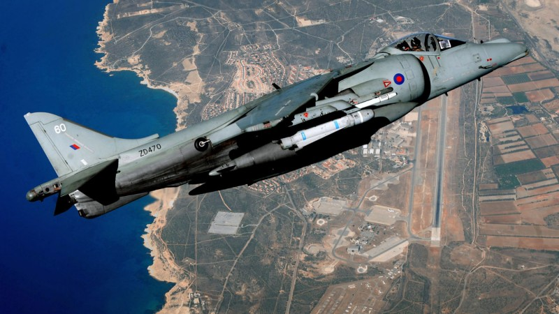 10 Things You Need To Know About RAF Akrotiri
