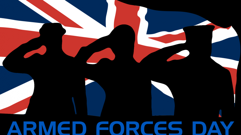 Armed Forces Day - Pic BFBS