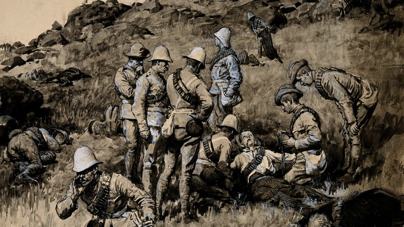 British Soldiers Boer War