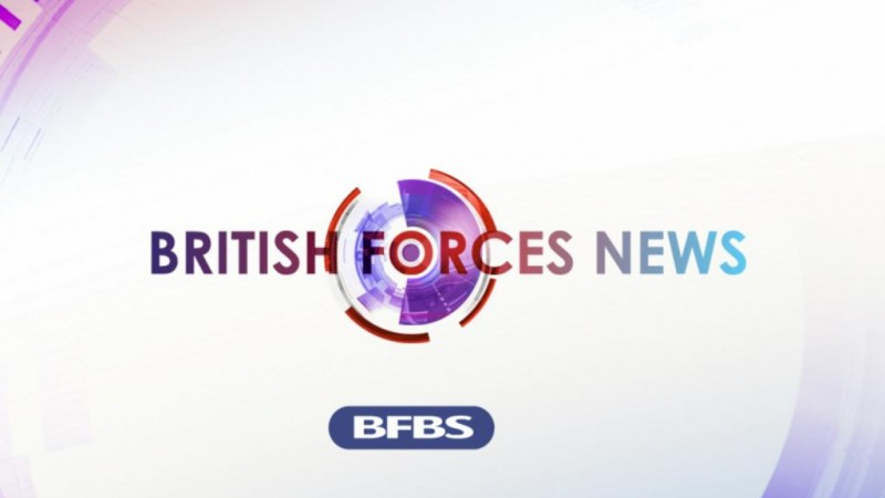 British Forces News Logo