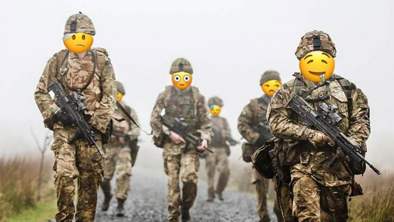 world emoji day  can you crack the military code