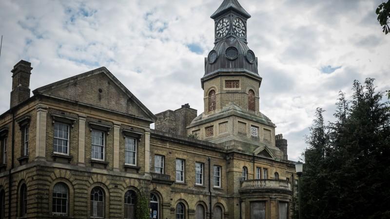 Ghost Town: Aldershot's Abandoned Military Hospital