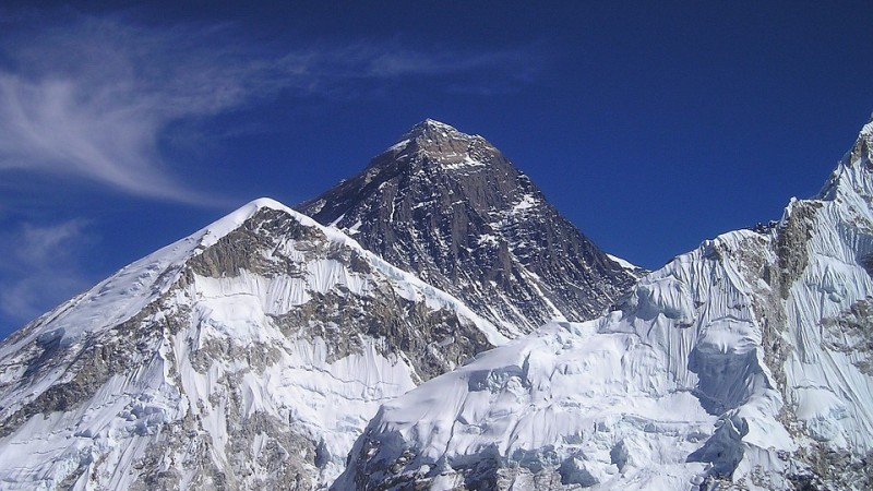 War Hero Does Us Proud On Everest