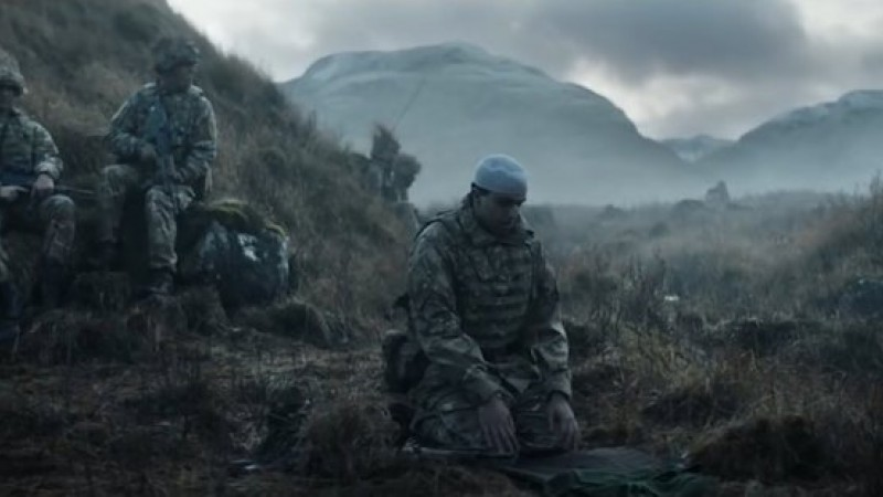 Army Adverts Criticised For Being Too Politically Correct