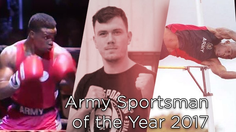 Army Sports Awards 2017: Sportsman of the Year nominees