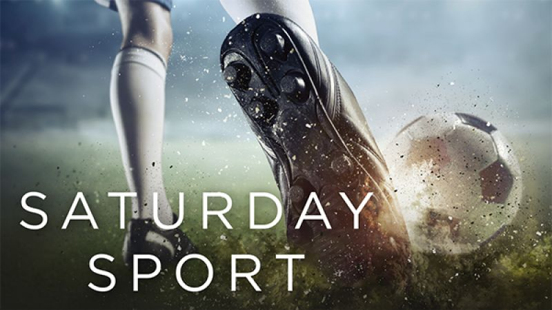 Saturday Sport On Demand