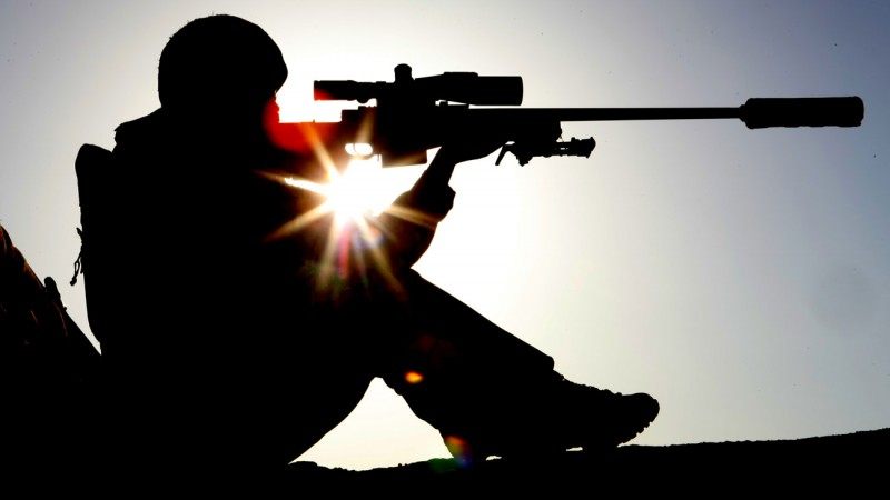 Reports: British Sniper Faces Legal Probe After Shooting Insurgent