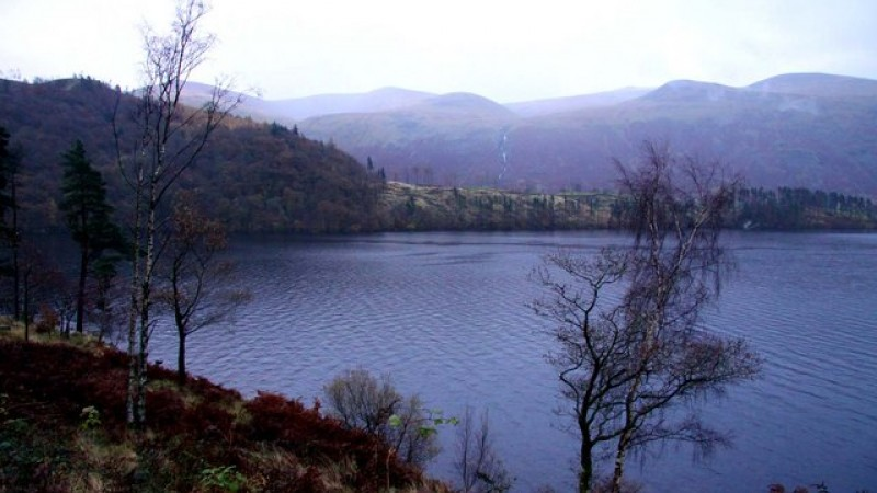 Thirlmere in Lake District