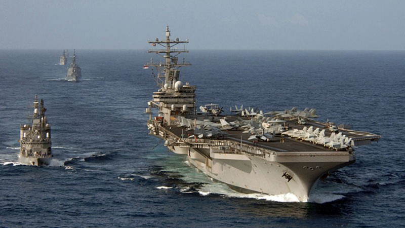 The Nuclear Powered Flagship: USS Ronald Reagan