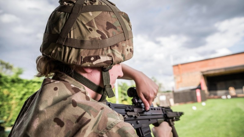 British Air Force regiment opens all jobs to women