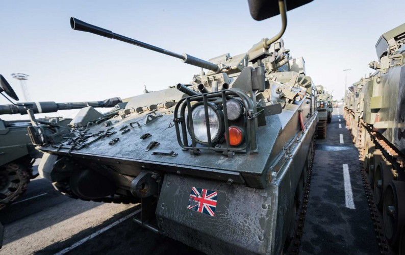 26 Regiment, The Firepower Behind The 20th Armoured Brigade