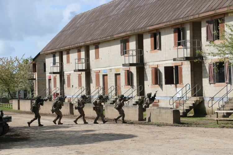Salisbury Plain DVD Ex Joint Warrior