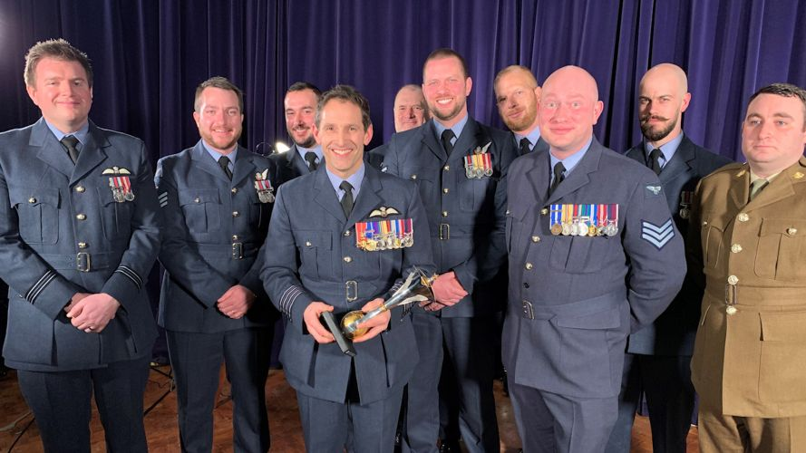 Millies 2019 18 and 27 Squadrons RAF Odiham.