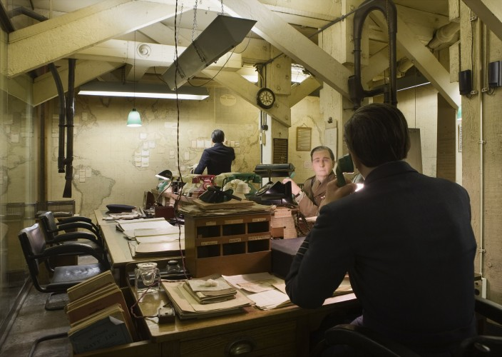 Churchill's War Rooms CREDIT: PA/Imperial War Museum