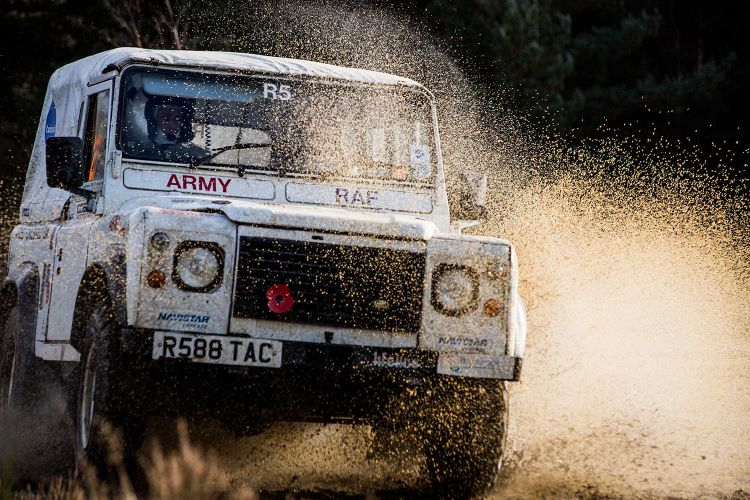 The Armed Forces Rally Team (AFRT) was formed from the Army Rally Team, whose origins go back to the British Army Motorsports Association (BAMA) rally crews of the early 1960s.