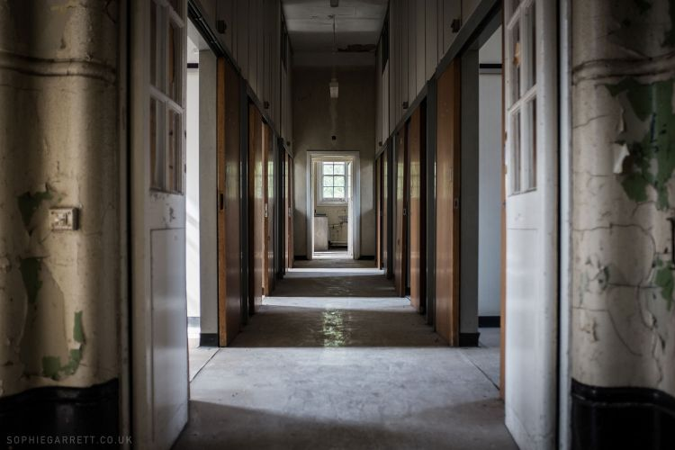 Ghost Town: Aldershot's Abandoned Military Hospital