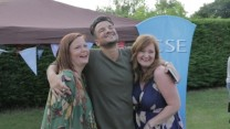 Peter Andre With Fans