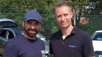 Ant Middleton Chris Kaye Forces Radio BFBS Catterick Party In The Park