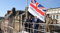 Armed Forces Day: Forces Radio BFBS Will Be Live From Liverpool All Day