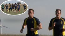 British Forces Germany cross country relay