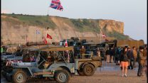 D-Day 75 commemorations at Arromanches