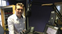 Danny Parkinson Forces Radio BFBS Catterick Yorkshire