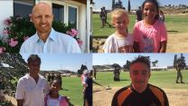 Father's Day Messages Children Cyprus Matt Dawson Elsie Maya Rosie Emily Lt Col Bruce Weston Forces Radio BFBS Cyprus