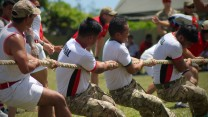RGR Tug of War Birthday Brunei 2018