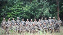 Ampleforth College CCF in Brunei 2018