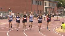 Army Dominate At The Inter-Services Athletics