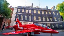 Red Arrows: The UK's World-Class Aerobatic Display Team